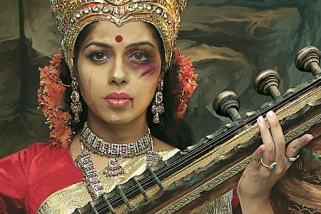 saraswati mala