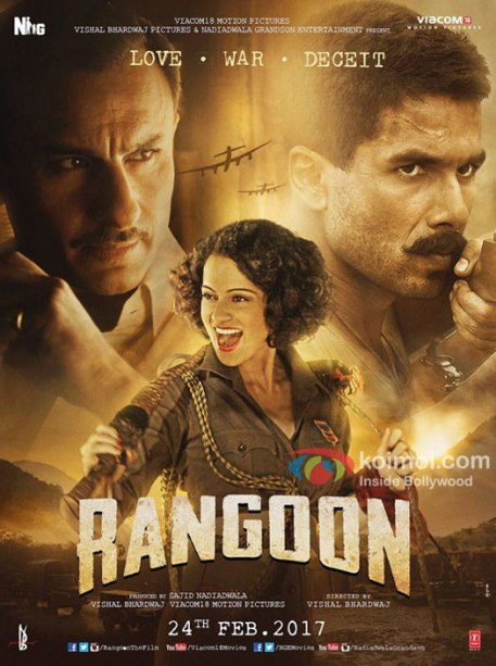 shahid-kapoor-saif-ali-khan-kangana-ranaut-starrer-rangoon-posters-1